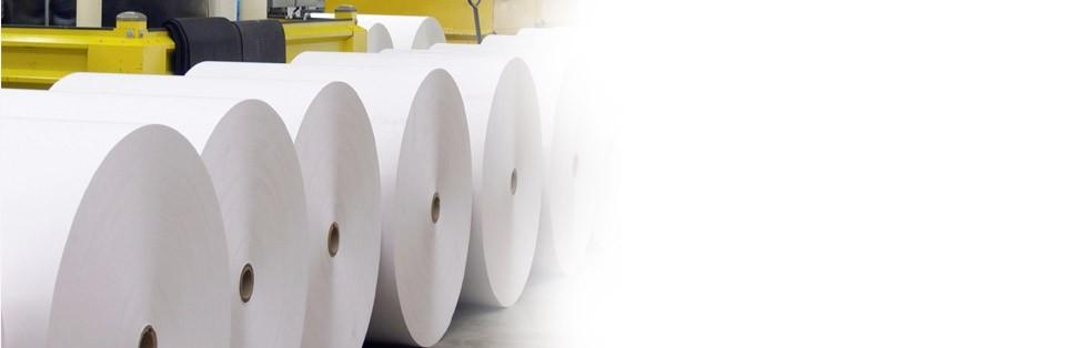 bobines en papier pour étiquettes